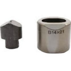 育良精機 13X19.5B フリーパンチャー替刃 IS-BP18S・IS-MP18LE用