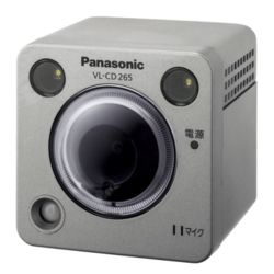 パナソニック VL-CD265 センサーカメラ LEDライト付屋外タイプ