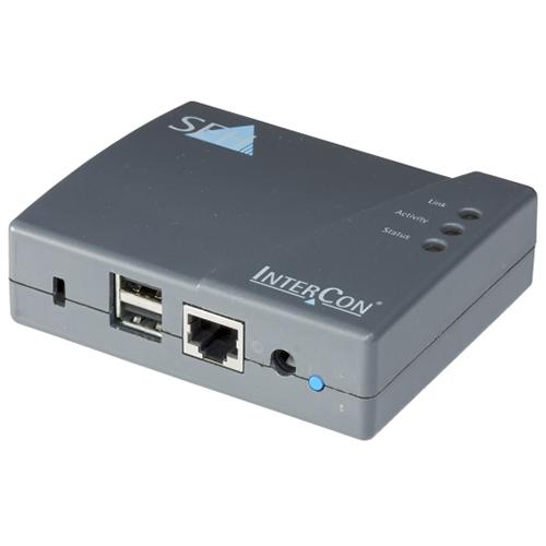 エプソン USBプリントサーバー/インパクトプリンター用/SEH社製