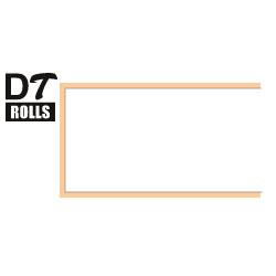 ブラザー DT-245 DTテープ 長尺紙テープ 90mm x 34m