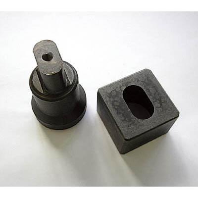 ミエラセン MLD-10X25-S 長穴ダイス(昭和精工用) 10X25mm