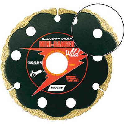 サンゴバン 221005-71001 ダイヤモンドカッター ミニレンジャーワイルド125x2.2x22