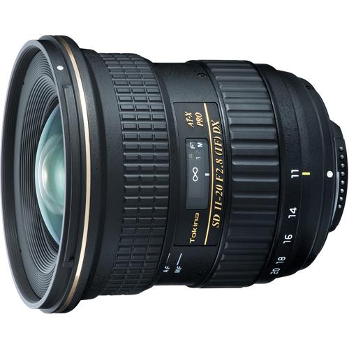 【長期保証付】トキナー AT-X 11-20 PRO DX 11-20mm F2.8 IF ASPHERICAL ニコン用