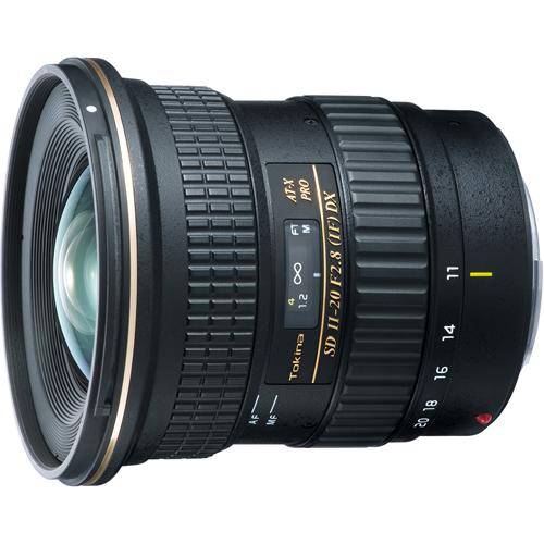 【長期保証付】トキナー AT-X 11-20 PRO DX 11-20mm F2.8 IF ASPHERICAL キヤノン用