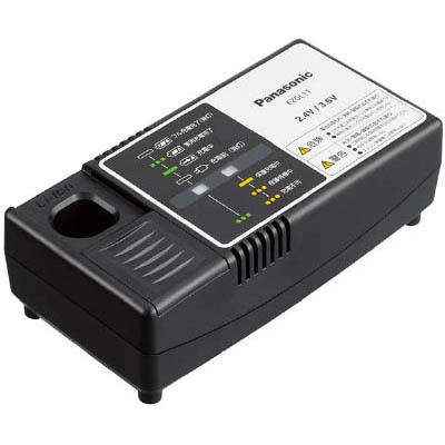 パナソニック EZ0L11 ニッケル水素電池パック2.4V/3.6V用充電器