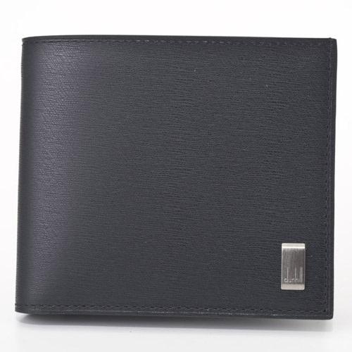 dunhill L2RF32A SIDECARGUNMETAL ブラック 二つ折り財布