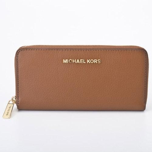 MICHAEL KORS 32H2MBFE1L キャメル/ゴールド 長財布