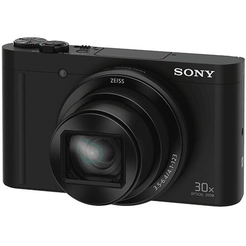 【長期保証付】SONY (ソニー) コンパクトデジタルカメラ Cyber-shot DSC-WX500-B(ブラック)