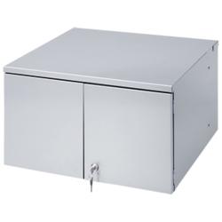 サンワサプライ CR-PLBOX2N 液晶・プラズマTVスタンド用セキュリティボックス W547×D500mm