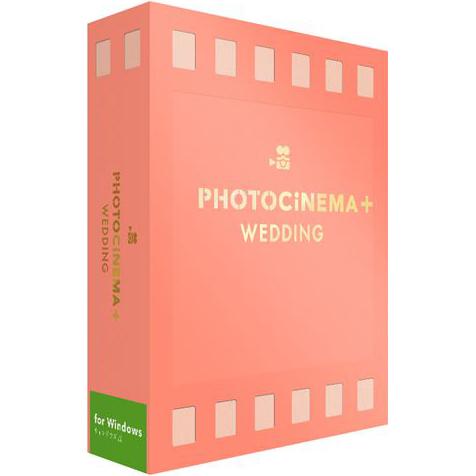 デジタルステージ PhotoCinema+ Wedding Win