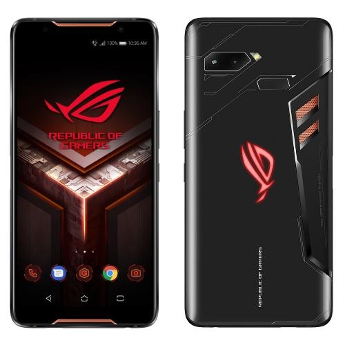 ASUS ROG Phone(ブラック) 8GB/512GB SIMフリー ZS600KL-BK512S8