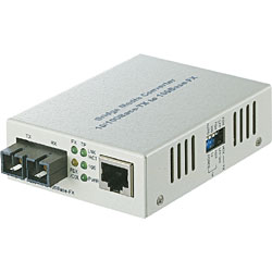 バッファロー LTR2-TX-MFC2R イーサネット・メディアコンバーター