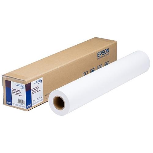 エプソン PXMCA1R12 プロフェッショナルフォトペーパーロール紙 薄手光沢 A1 30.5m 1本