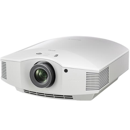 【長期保証付】ソニー VPL-HW60-W(ホワイト) ビデオプロジェクター 1800lm FULL HD