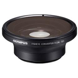 【長期保証付】オリンパス FCON-T01 フィッシュアイコンバーター