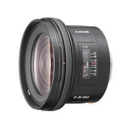 ソニー 20mm F2.8