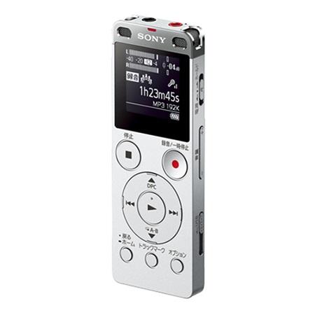 ソニー ICD-UX565F-S(シルバー) ステレオICレコーダー 8GB