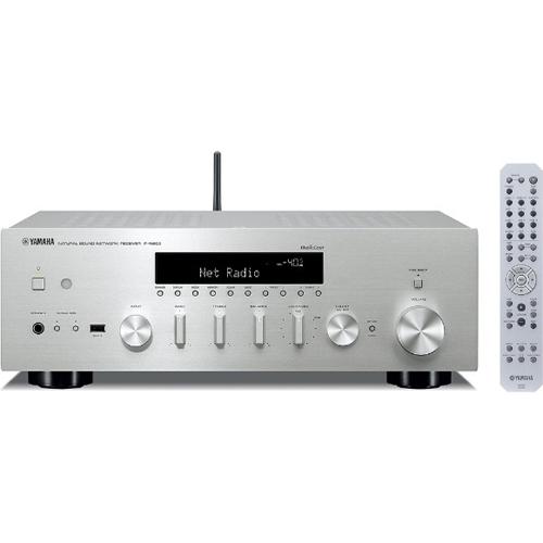 【長期保証付】ヤマハ R-N602-S(シルバー) ハイレゾ音源対応 ネットワークHiFiレシーバー