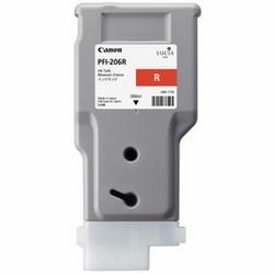 CANON PFI-206R 純正 インクタンク レッド