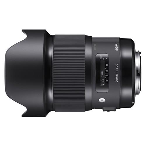 【長期保証付】シグマ 20mm F1.4 DG HSM シグマ用