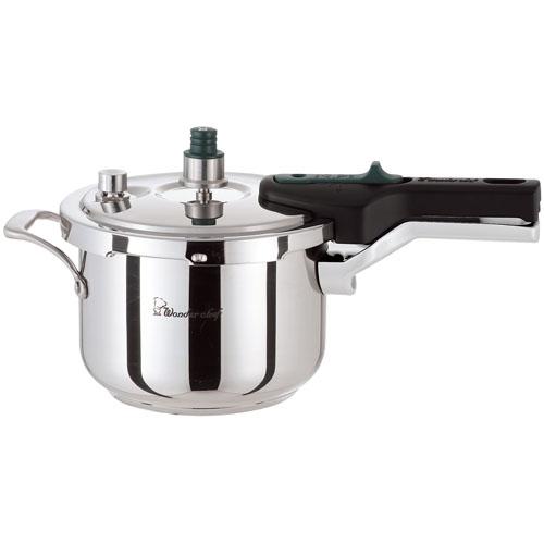 ワンダーシェフ Wonder chef IH対応 プロ業務用圧力鍋 3L