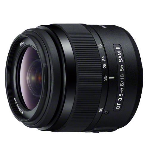 【長期保証付】ソニー DT 18-55mm F3.5-5.6 SAM II