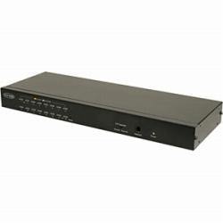 コレガ CG-PC16KVMC PC自動切替器 ボックスタイプ 16台用