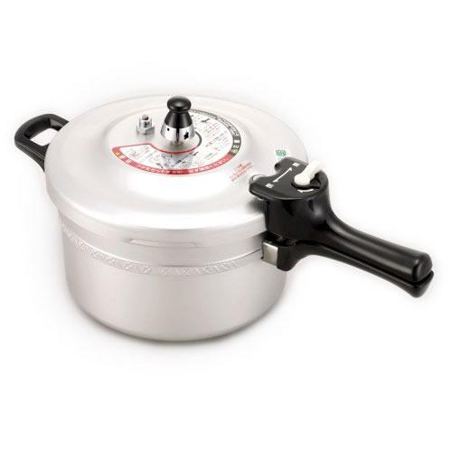 北陸アルミニウム リブロン 圧力鍋 4.5L