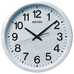 セイコー GP202W 衛星電波掛け時計