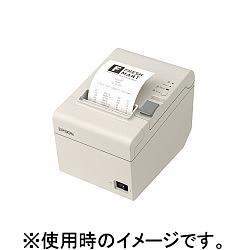 エプソン TM-T20U131(クールホワイト) サーマルレシートプリンター USB接続 58・80mm幅対応