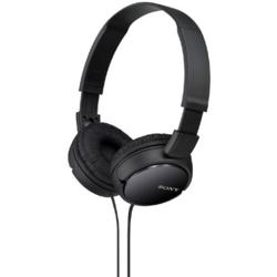 公式ショップ 無料サンプルOK 在庫あり 14時までの注文で当日出荷可能 ソニー ブラック MDR-ZX110-B ステレオヘッドホン