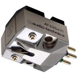 オーディオテクニカ AT33SA MC型(デュアルムービングコイル) ステレオカートリッジ