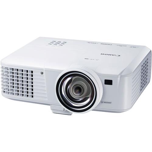 CANON LV-WX310ST 短焦点プロジェクター 3100lm WXGA