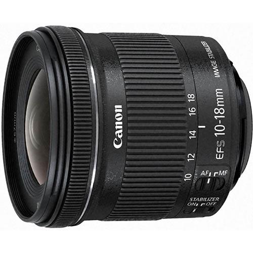 【長期保証付】CANON EF-S10-18mm F4.5-5.6 IS STM