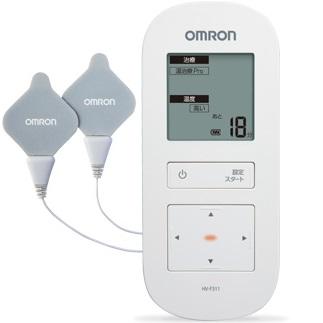 【長期保証付】オムロン 温熱低周波治療器 HV-F311