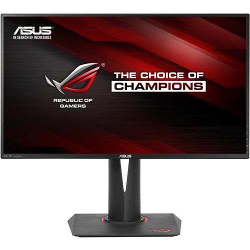【長期保証付】ASUS エイスース PG27AQ(ブラック) ROG SWIFT 27型ワイド 液晶ディスプレイ PG27AQ e-sports(eスポーツ) ゲーミング(gaming)