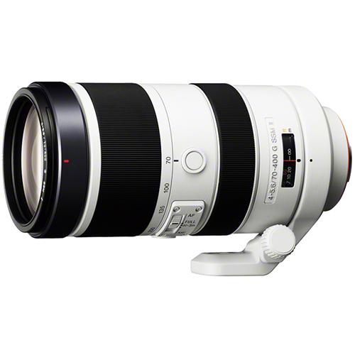 【長期保証付】ソニー 70-400mm F4-5.6 G SSM II