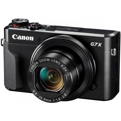 【長期保証付】CANON キヤノン PowerShot G7 X MarkII コンパクトデジタルカメラ 新映像エンジンDIGIC7/1.0型大型CMOSセンサー/F1.8-2.8大口径ズームレンズ/約2010万画素