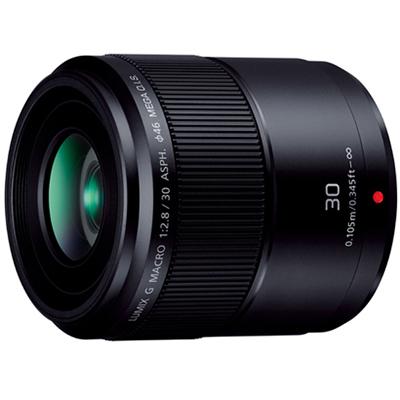 【長期保証付】パナソニック LUMIX G MACRO 30mm/F2.8 ASPH./MEGA O.I.S.(ブラック)