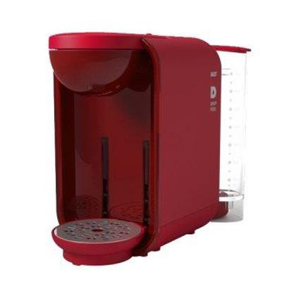 【長期保証付】UCC DP1-R(チェリーレッド) コーヒーメーカー 抽出機 UCCドリップポッド DRIP POD