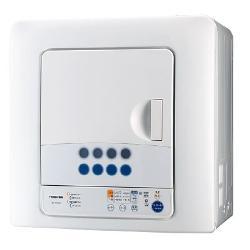 東芝 ED-45C-W(ピュアホワイト) 衣類乾燥機 4.5kg