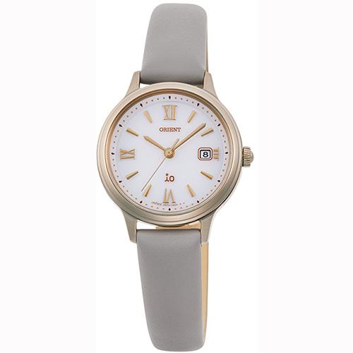 オリエント RN-WG0411S ホワイト iO 腕時計 ソーラー デポー レディース (訳ありセール 格安)