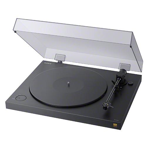 【長期保証付】ソニー PS-HX500 ステレオレコードプレーヤー ハイレゾ対応