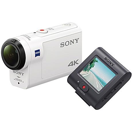 【長期保証付】ソニー FDR-X3000R デジタル4Kビデオカメラレコーダー ライブビューリモコンキット アクションカム