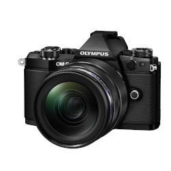【長期保証付】オリンパス OM-D E-M5 MarkII 12-40mm F2.8 レンズキット(ブラック)
