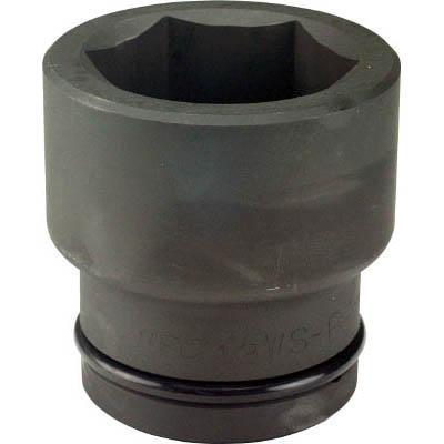 フラッシュツール 1.1/2WS-80 インパクト ショート ソケット 差込角38.1mm 対辺80mm(3.