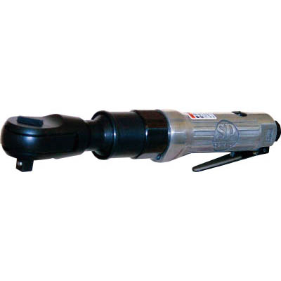 エス.ピー.エアー SP-1133RH 首振りエアーラチェットレンチ9.5mm角