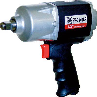 エス.ピー.エアー SP-7140 軽量インパクトレンチ12.7mm角