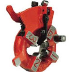 レッキス工業 APD65A-80A 固定倣い式自動切上ダイヘッド APD65A-80A