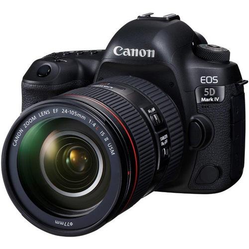 【長期保証付】CANON EOS 5D Mark IV EF24-105L IS II USM レンズキット